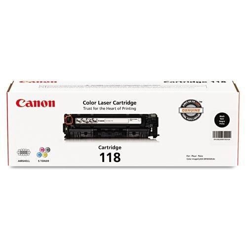 Original Canon 118 Black (2662B001AA, 2662B001) Original