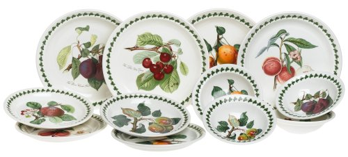 Portmeirion Pomona Buffet Starter Set, Set of 12