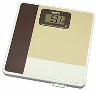 Amazon.com: TANITA Digital bathroom scale HD-655-BR (Brown ...
