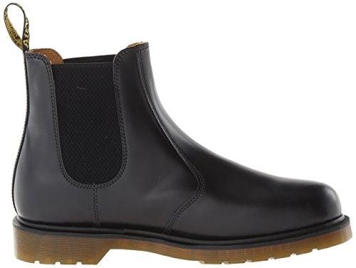 Dr martens 2976 chelsea boot black smooth 4 uk women 39 s 6 for Amazon dr martens