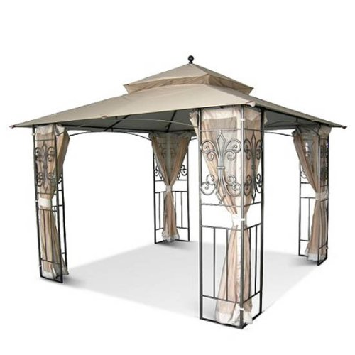 replacement canopy for walmart mika ridge gazebo