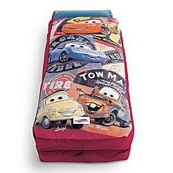 Disney Pixar Cars Inflatable Sleeping Bag