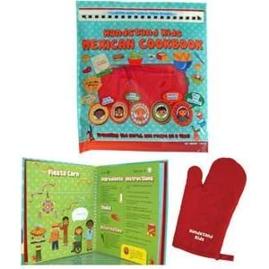 Mexican Cooking Kit from Handstand Kids