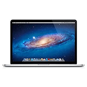 Apple MacBook Pro withRetinaDisplay15.4/2.6GHzQuadCorei7/8GB/512GB MC976J/A