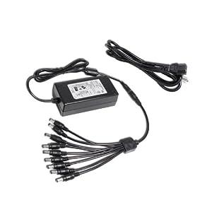Amazon.com : ZMODO PA-1059 9 Port 12-Volt 5A DC Power