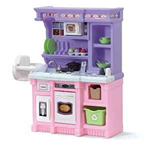Amazoncom Step2 Little Bakers Kitchen Toys  Games