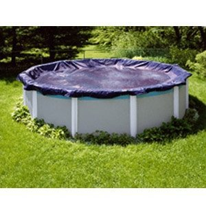 PoolTux 7721AU Royal Winter Cover for 18-Feet Round Above Ground Pool