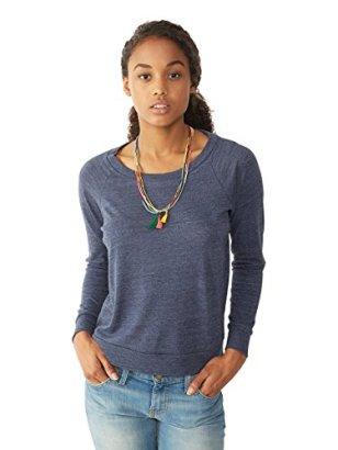 Alternative-Womens-Slouchy-Pullover-Sweatshirt