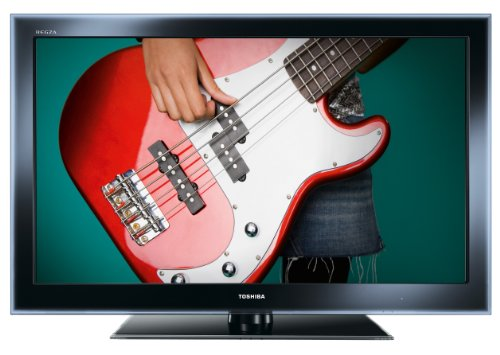 Toshiba 40WL743G 101,6 cm (40 Zoll) LED-Backlight-Fernseher (Full-HD, 200Hz, DVB-T/-C/-S, WLAN) schwarz