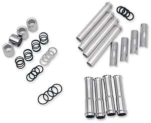 Amazon.com: Drag Specialties Pushrod Tube Kit Chrome