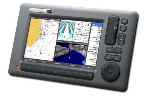Raymarine C90W 9-Inch Waterproof Marine GPS and Chartplotter