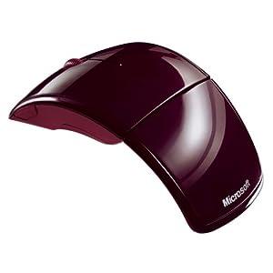 Microsoft Arc Mouse - Red (ZJA-00020)