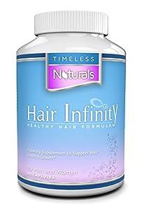 best hair growth vitamins for women men kids by hair infinity natural biotin