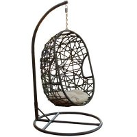 BEST Egg-Shaped Outdoor Swing Chair $389.00