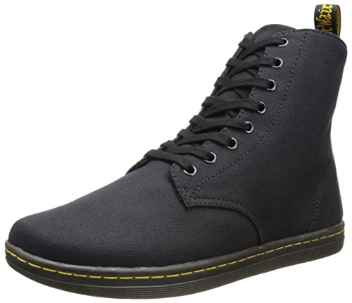 Dr. Martens Men's Alfie Boot,Black Canvas,8 UK/9 M US