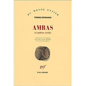Amras et autres récits