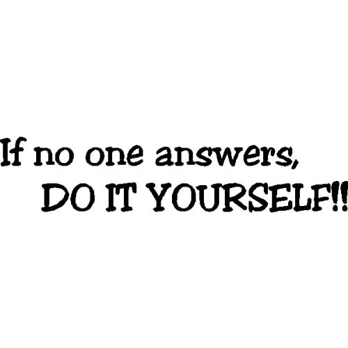Do-It-Yourself Quotes. QuotesGram