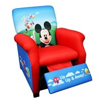 Mickey Mouse Children's Chairs and Room Decor