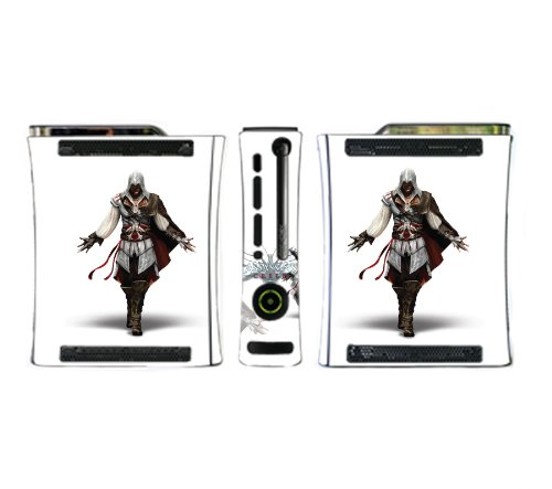 Xbox 360: Assassin's Creed 2 II Game Skin for Xbox 360 Console