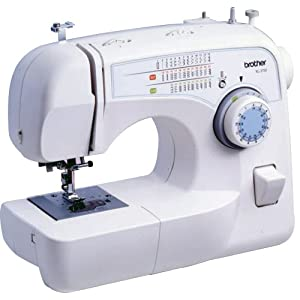 Brother XL-3750 Convertible 35-Stitch Free-Arm Sewing Machine with Quilting Features