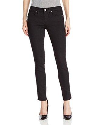 Calvin-Klein-Jeans-Womens-Curvy-Skinny-Jean-Black-14x30
