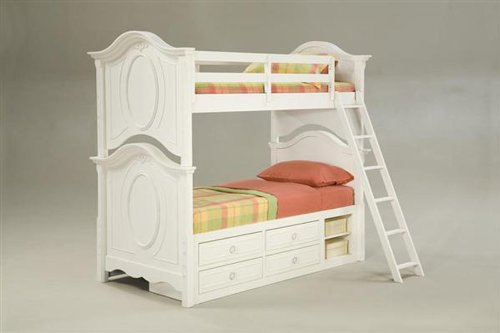 Legacy Classic Kids Enchantment TwinFull Bunk Bed wUnderbed Storage Unit