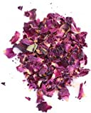 Aisev Naturals - Rose Buds and Petals, Red - 1lb.