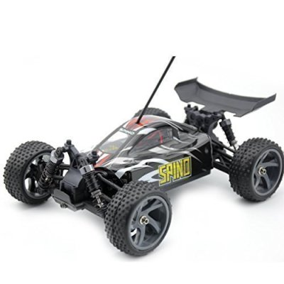 Granvela-Rc-Car-Himoto-118-Scale-4wd-Electric-Power-Buggy-Racing-Truckhigh-Speed-45kmh-24ghz-Remote-Radio-Control-Vehicle-with-Rechargable-Battery-Replacable-Parts-Suitable-for-DIY-Hobbies-colors-May-