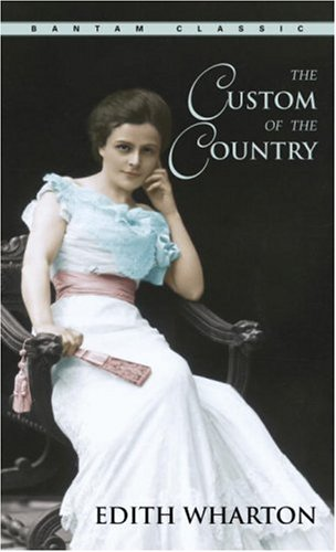 "Cover of ""The Custom of the Country (Bant..."