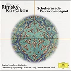 Rimsky-Korsakov: Sheherazade; Capriccio espagnol
