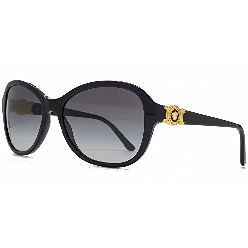 Versace Damen VE 4262 Rock Icons Signature Schmetterling Sonnenbrille