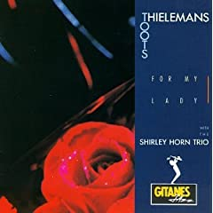 toots thielemans for my lady album cover