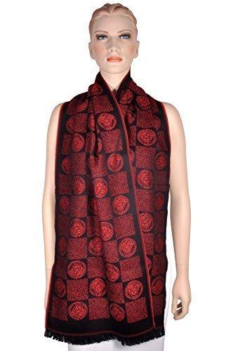 Versace Designer Schal Scarf Sciale Bufanda 35 x 180 x 2,5cm – TH
