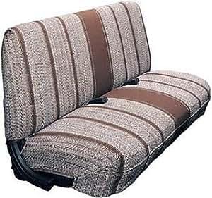 Amazoncom Saddleman Universal Front Bench Seat Cover