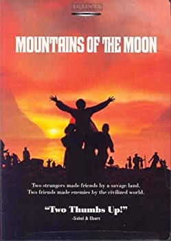 "Cover of ""Mountains of the Moon"""
