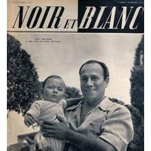 Laurent Rossi - 28 SEPT. 1949 Magazine Cover