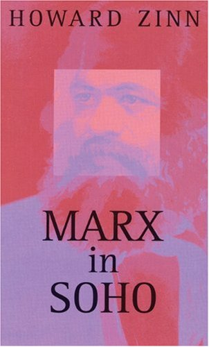 "Cover of ""Marx in Soho: A Play on History..."
