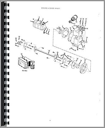 Amazon.com: Allis Chalmers HB-112 Lawn & Garden Tractor