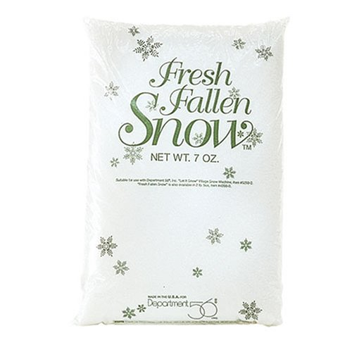 Department 56 Village Fresh Fallen Snow