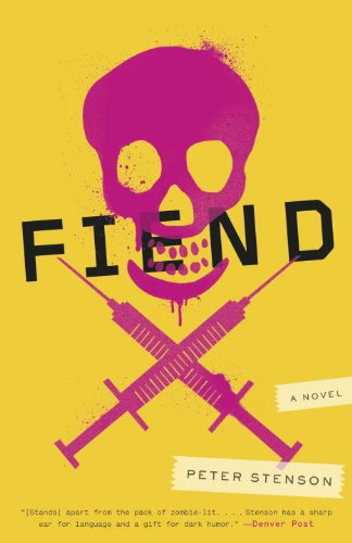 Fiend by Peter Stenson is available on Amazon