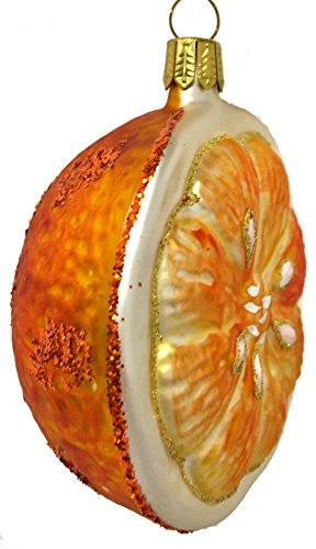 Orange Fruit Christmas Tree Ornament