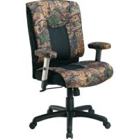 Chair for a ground blind