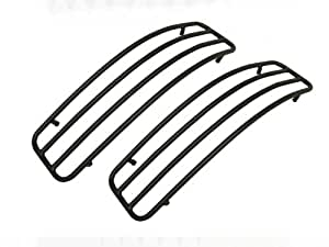 Amazon.com: Black Top Rails for Kawasaki Vulcan VN1500