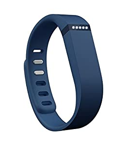 Fitbit Flex Wireless Activity + Sleep Wristband, Blue