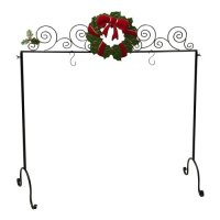 Floor Stocking Holder Stand | myideasbedroom.com