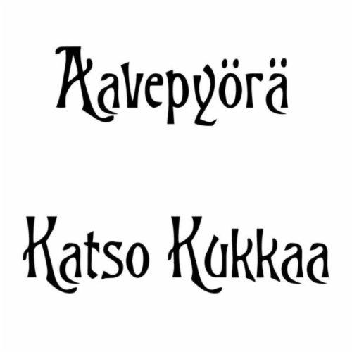 Aavepyora-Katso Kukkaa-Reissue-CD-FLAC-2013-PsyCZ Download