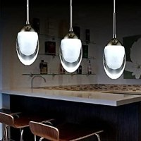 3Wx3 LED Light Chandelier Light Pendant Lamp for Living ...