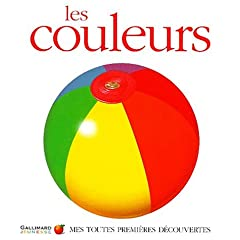 Cover of Les couleurs