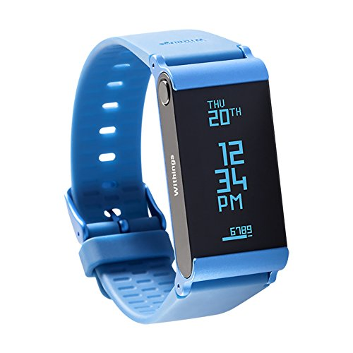 Withings Pulse O2 Activity, Sleep, and Heart Rate