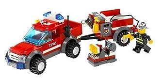 レゴ シティ 消防 火災救助車 7942 Lego City Off Road Fire Rescue 7942